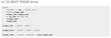 mysql create table syntax 3 ways to create materialized views in mysql and mariadb