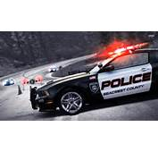 Speed  Hot Pursuit Police Car Wallpaper Game Wallpapers 13119