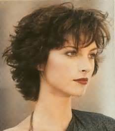 Short hairstyles women over 50 curly hair hairstyles for women