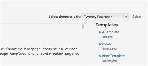 learn how to edit wordpress theme html the theme foundry
