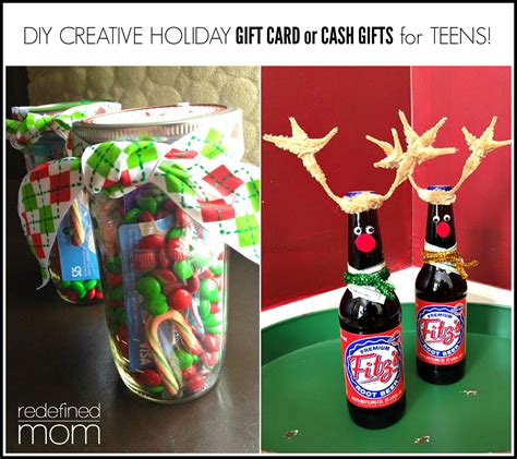Creative Gifts For - diy creative gift card or gifts for