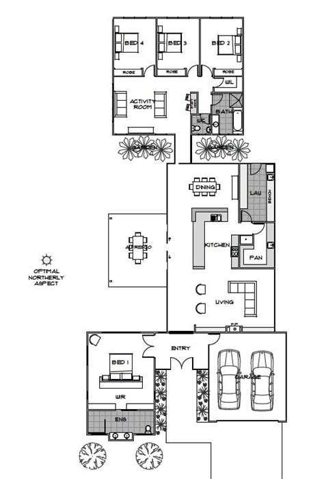 green floor plans best 25 narrow lot house plans ideas on