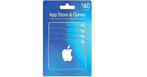Amazon Gift Card For App Store - amazon app store itunes 40 gift card just 34 00 shipped freebies2deals