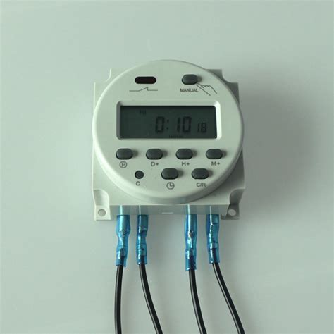 Timer Ac Digital Kitani 220volt aliexpress buy cn101a 110v digital lcd power