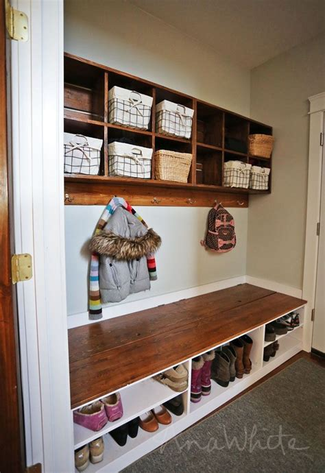 how to build a cubby bookcase ana white build a wall cubby crate shelves free and