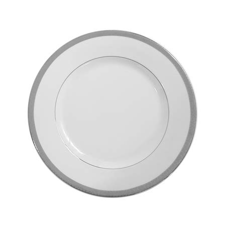 China 10 Inch rental products platinum 10 inch dinner plate china smith rentals