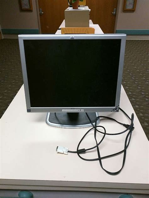 hp 2035 monitor letgo hp 2035 20 quot monitor in indianapolis in