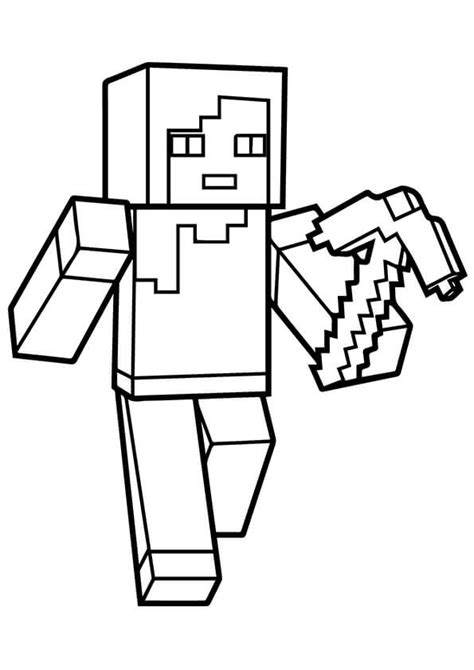 minecraft coloring pages pig minecraft pig cow and duck coloring pages minecraft alex