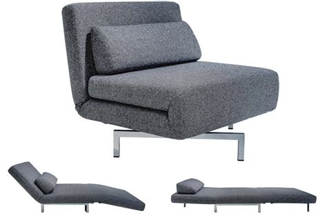 modern grey futon chair s chair sleeper futon the futon