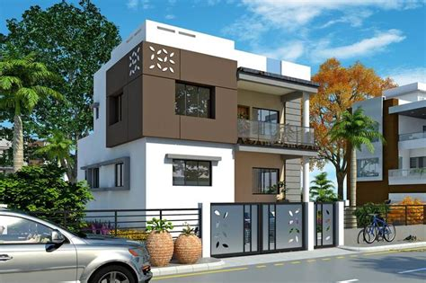 row house exterior design few of our row house projects