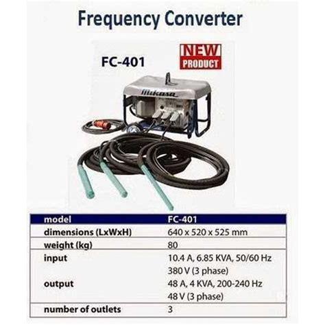 Mata Bor Beton Toho 8 0 X 120 jual elektrik high frequency converter mikasa fc