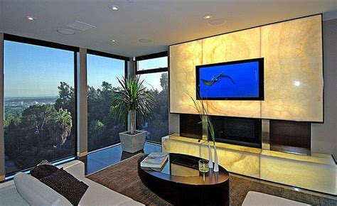 ultra modern home theater decor iroonie com how to incorporate your tv into your home decor