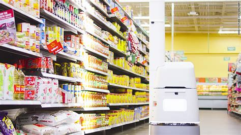 robot walmart walmart is putting even more robots in its stores oct 26 2017