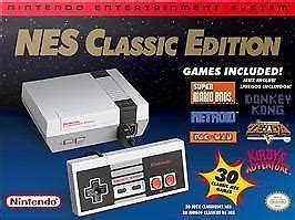 nintendo entertainment system nes classic edition coming this november ships with 30 nintendo entertainment system nes classic edition 4549659002 ebay