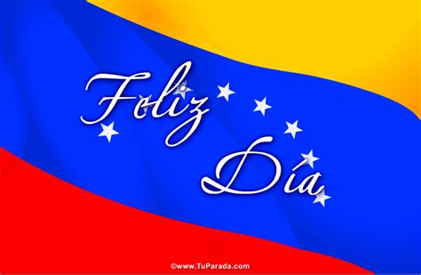 imagenes de venezuela con la bandera tarjeta con la bandera de venezuela fiestas de venezuela