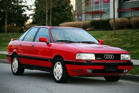 blue book used cars values 1990 audi 90 parental controls 1990 audi 90 quattro 20v german cars for sale blog