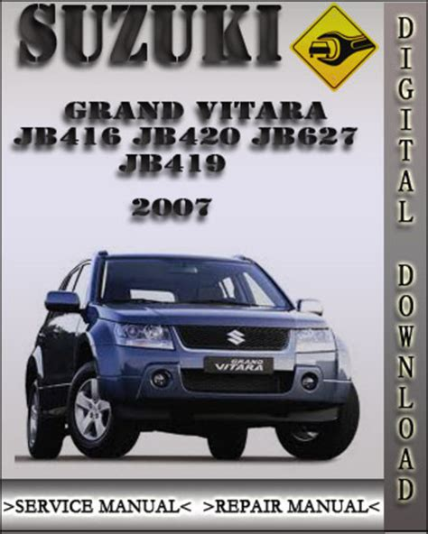 automotive service manuals 2008 suzuki grand vitara user handbook service manual free repair manual 2010 suzuki grand vitara suzuki grand vitara archives pligg