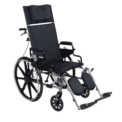 Drive Viper Plus Reclining Wheelchair Parts Monster
