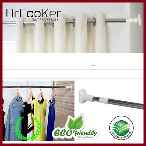 home goods curtain rods telescoping clothes rod home goods shower curtains