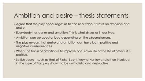 Ambition Essay Titles by Bad Essay Introductions