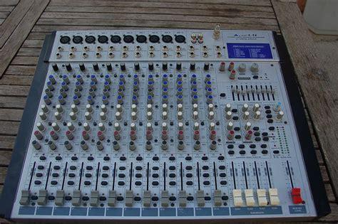 Mixer Alto L20 alto professional l16 image 459792 audiofanzine