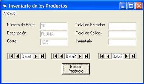 imagenes msgbox visual basic como crear un sistema de inventario en vb monografias com