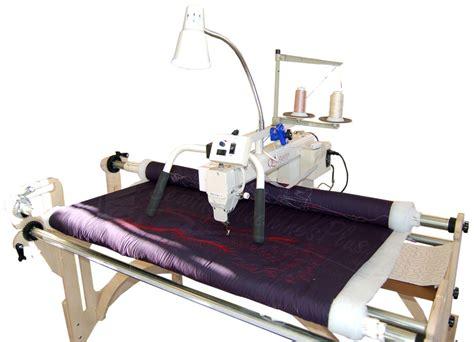Best Longarm Quilting Machine by Quilter 18 Arm Machine W Stitch Regulator Frame