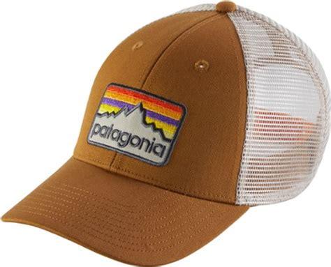 patagonia logo badge lopro trucker hat rei