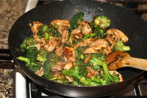 what s for dinner chicken and broccoli stir fry 30