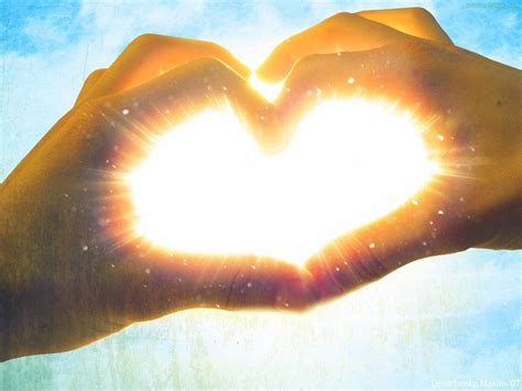 hand wallpaper wallpaper love heart shaped hand sunlight beautiful desktop wallpapers 2014