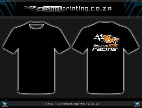 Logo Design Racing T Shirt Templates