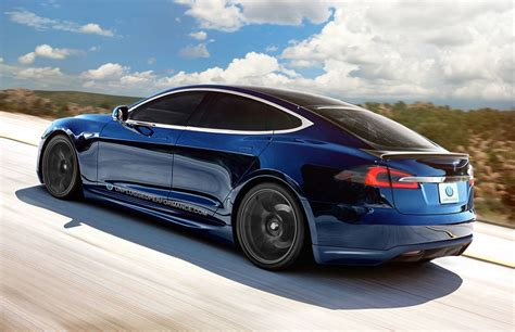Tesla Car Performance Tesla Tuning Unplugged Performance Jazzes Up Model S