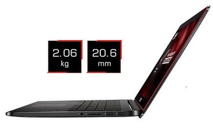Harga Laptop Merk Compact spesifikasi dan harga asus rog g751y dengan intel i7