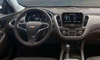 Chevrolet Captiva 2013 Interior 2018 Chevrolet Malibu Hybrid Changes Interior And