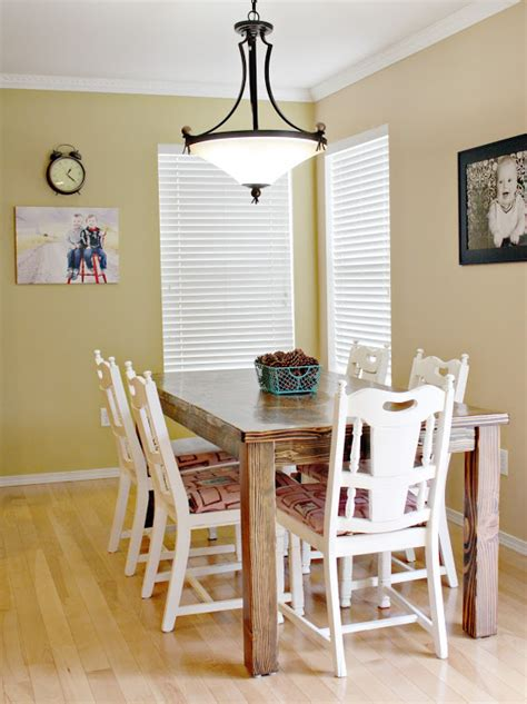 farmhouse dining room table and chairs sew much ado farmhouse dining room table and chairs sew much ado