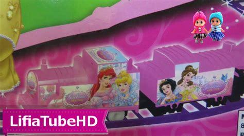 princess mainan anak kereta api princess twinkle