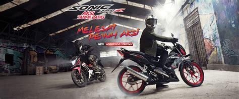New Honda Sonic 150r Imgrum by Motor Sport New Sonic 150r Pt Astra Honda Motor