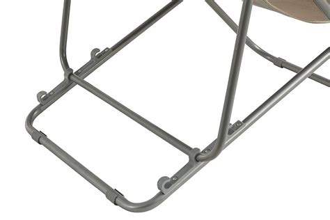 chaise longue hesperide 3770 chaise longue chilienne pliante setubal hesp 233 ride jardideco