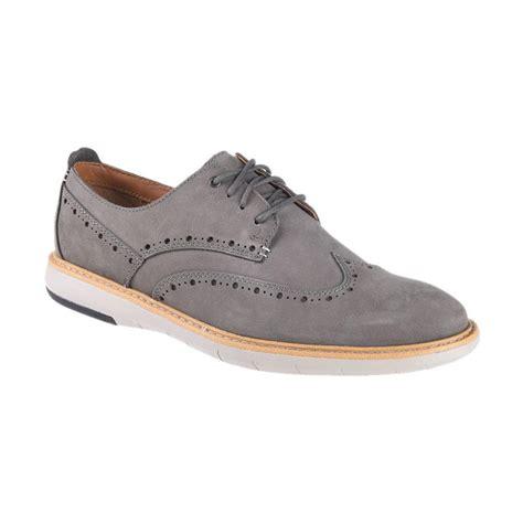 Sepatu Clark Terbaru update harga clarks triturn race blue lea sepatu pria