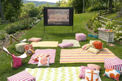 backyard movie night 10 tips for hosting an outdoor movie night fresh