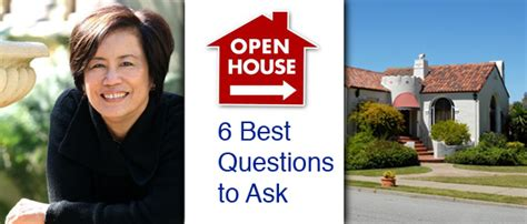 Questions To Ask At An Open House by Real Estate Archives Toot