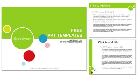 set powerpoint template set of abstract color powerpoint templates