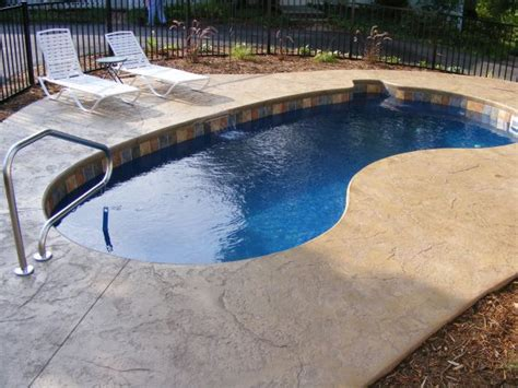 small backyards with inground pools what is the best small pool for a small yard