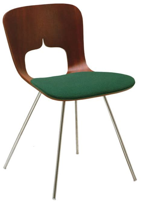 Sori Yanagi: Yanagi Shell Chair: NOVA68.com