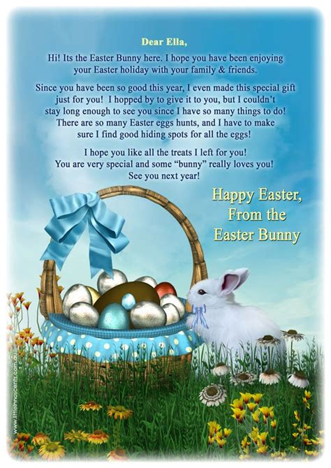 free printable letters easter bunny free easter bunny letters printables on our blog