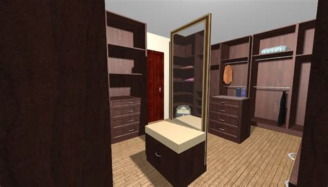 Walk In Closet Installation by Interior Design Marbella Walk In Closets And Wardrobes