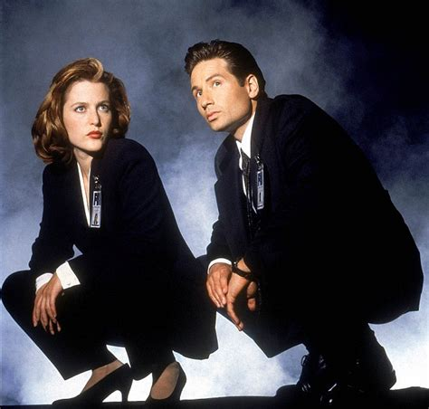 Duchovny Back On Tv by Mulder And Scully Return As Fox Tv Revives The X Files