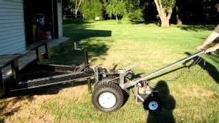 Shed Moving Dollies by Now Trailer Tug Pro Hydro 10