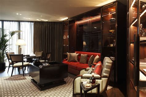 One Hyde Park Interior by Designer And On Hyde Park