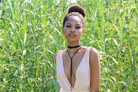 nandi mbatha  acting debut  isithembiso